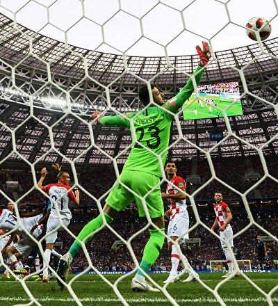 Russia World Cup France - Croatia