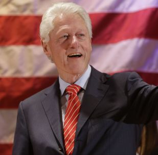 US Former President Bill Clinton