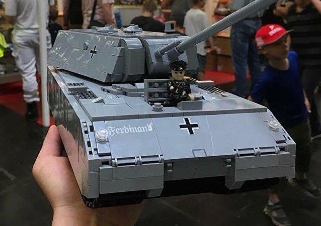 COBI TOYS tank Maus