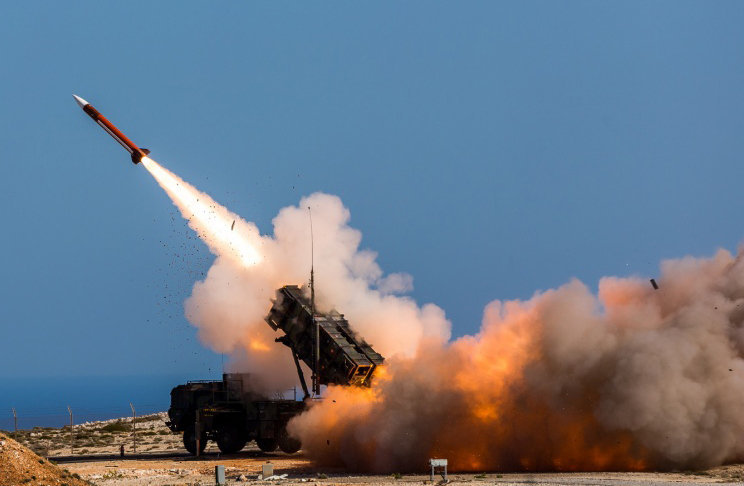 Patriot weapons system (File)