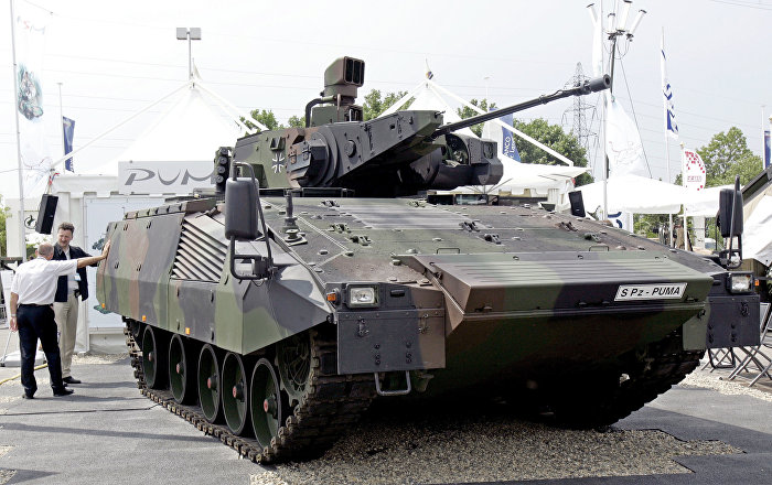 'Bottomless Barrel': Price for German Puma Combat Vehicle's Development Doubles - Report