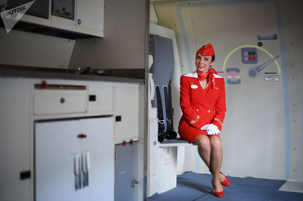 What Does It Feel Like to Be a Flight Attendant