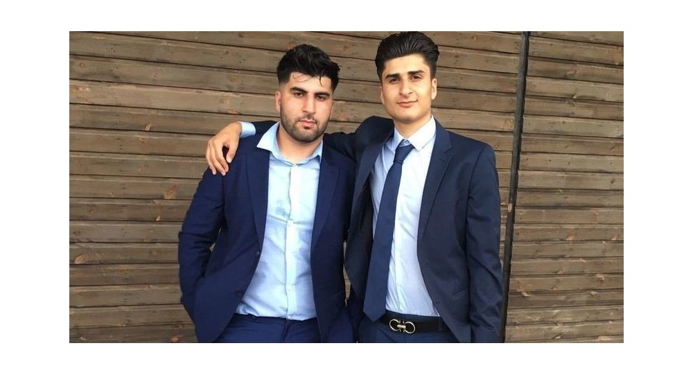 British Kurdish brothers Hariam and Ayman Barzan