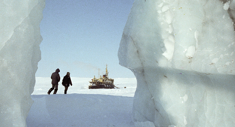 Russia seeks to extend border on Arctic continental shelf