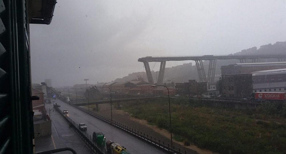 Genoa Bridge Victims Committee Seeks Meeting With Italian PM Draghi, New Ministers