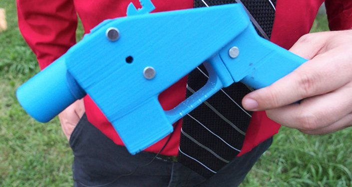 The Liberator is the first gun that can be made entirely with parts from a 3D printer