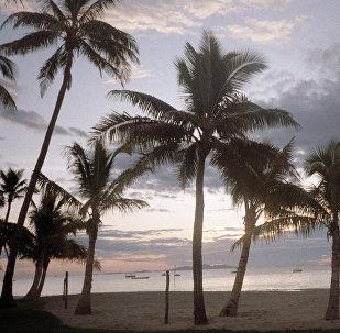 The Pacific archipelago of Fiji