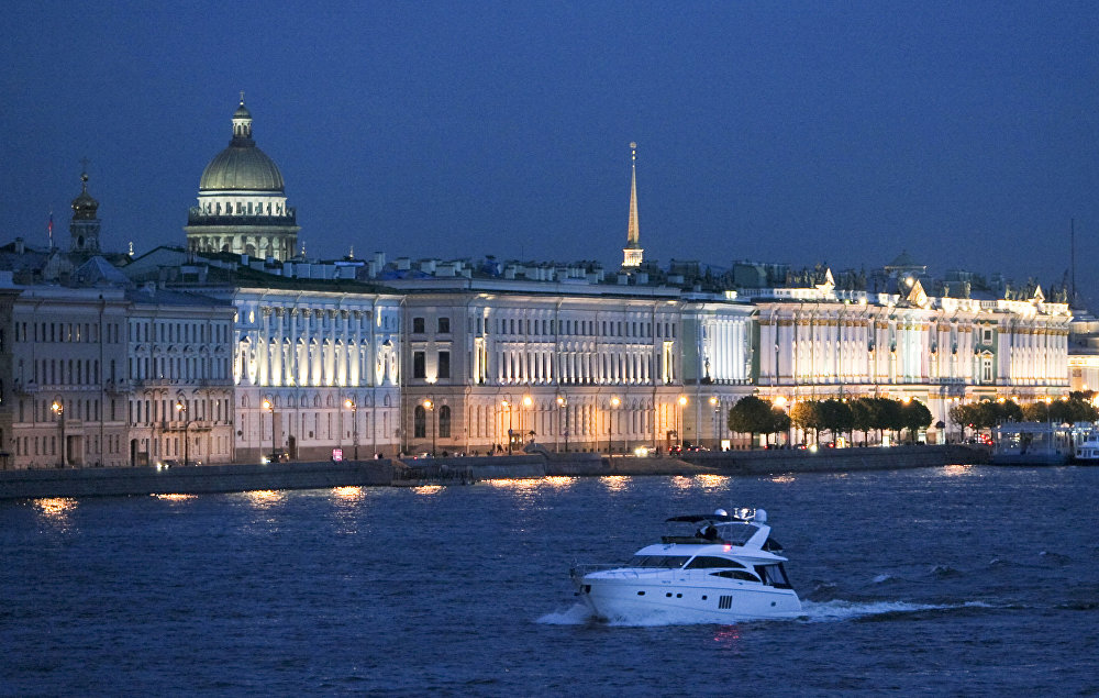 Midnight Journey: White Nights Season Starts in St. Petersburg