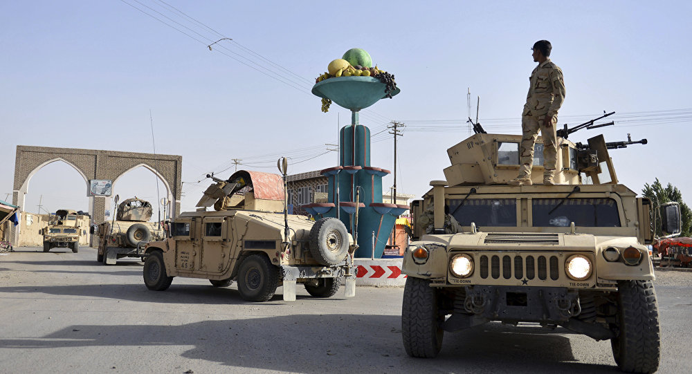 Afghan Security Officers Killed in Taliban Attack in Kunduz