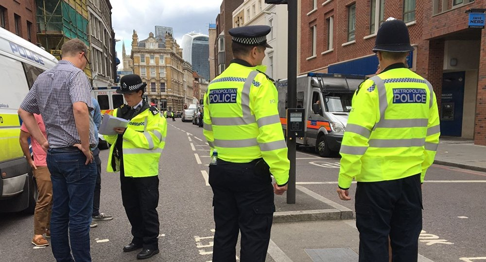 UK Police Threaten Facebook Users With Arrest After Tiny