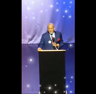 """Dem. Rep. Alcee Hastings Jokes: """"It's A Catastrophe"""" If Someone Saves A Drowning President Trump"""