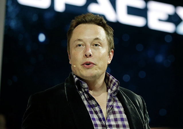 Elon Musk, CEO and CTO of SpaceX