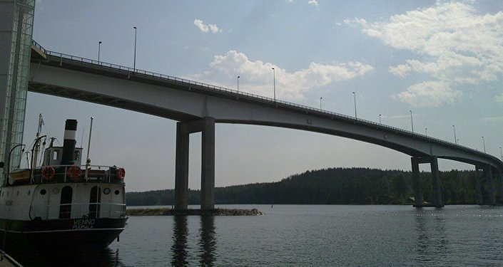 Bridge in Finland