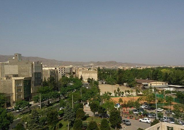 Mashhad, Iran.