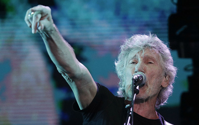 Roger Waters Slams Eurovision as 'Bulls**t', Lauds Pro-Palestinian Alternative