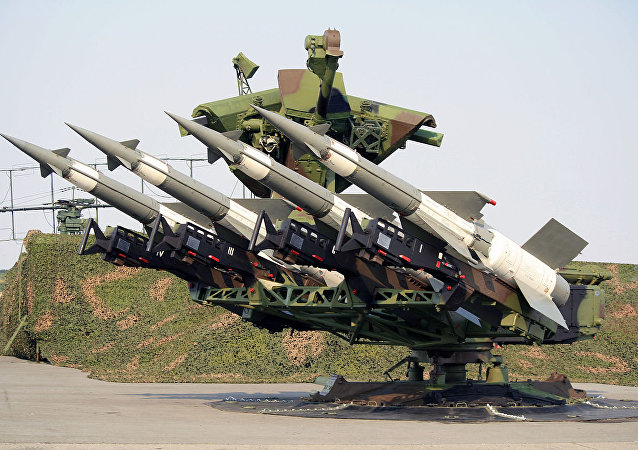 S-125 Neva air defense system