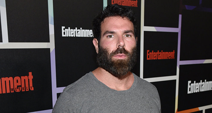 Dan Bilzerian arrives at Entertainment Weekly's Annual Comic-Con Closing Night Celebration at the Hard Rock Hotel on Saturday, July 26, 2014, in San Diego.