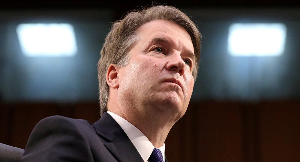 U.S. Supreme Court nominee Kavanaugh