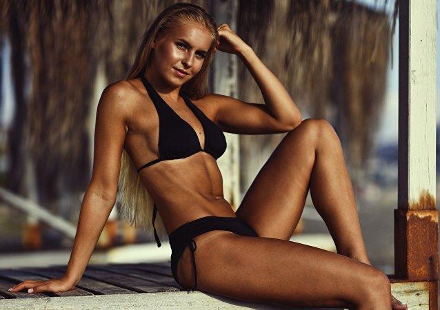 Miss Finland 2018 Alina Voronkova/misssuomi.fi