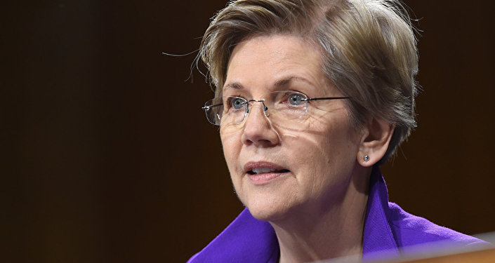 US Senator Elizabeth Warren (D-Mass.)