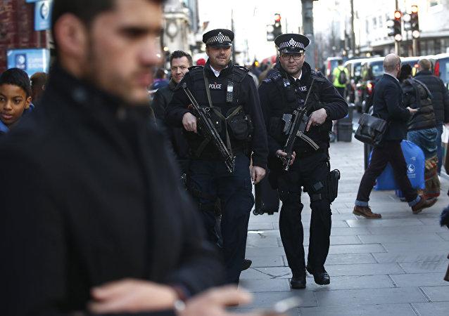 UK security threat