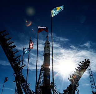 Soyuz MS-10 Launches to ISS from Baikonur Cosmodrome