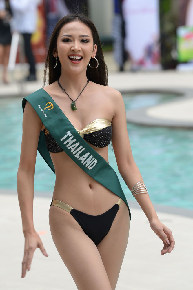 Candidates for Miss Earth 2018