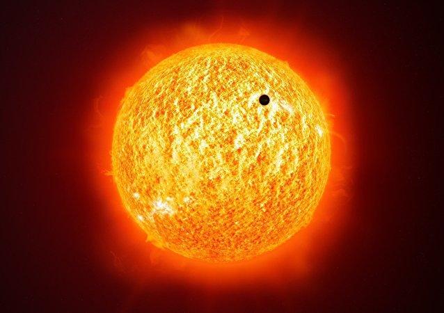 The Sun and Mercury