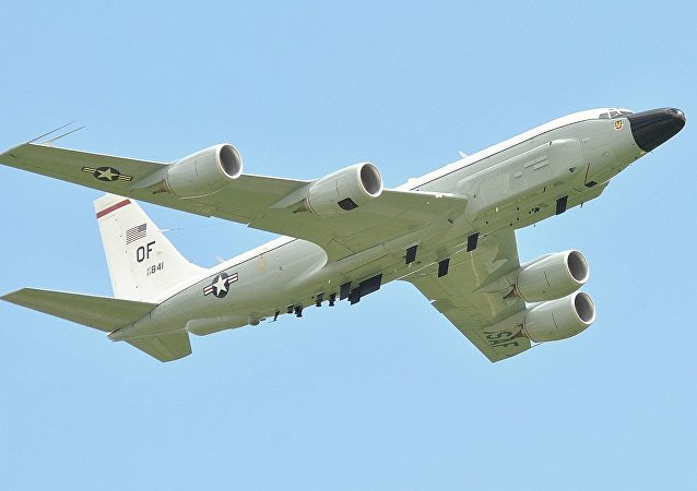 USAF RC135W Rivet Joint