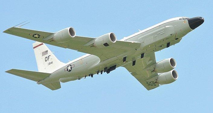 USAF RC-135W Rivet Joint