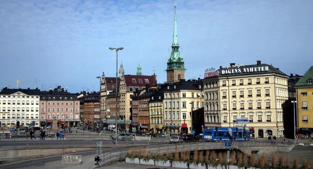 Stockholm. Dagens nyheter