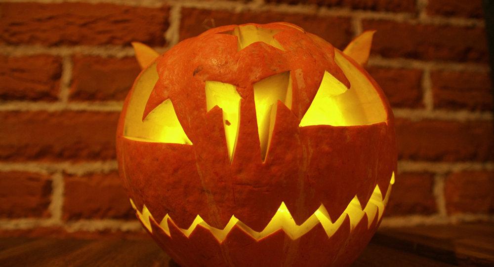 Pumpkin, a Halloween symbol