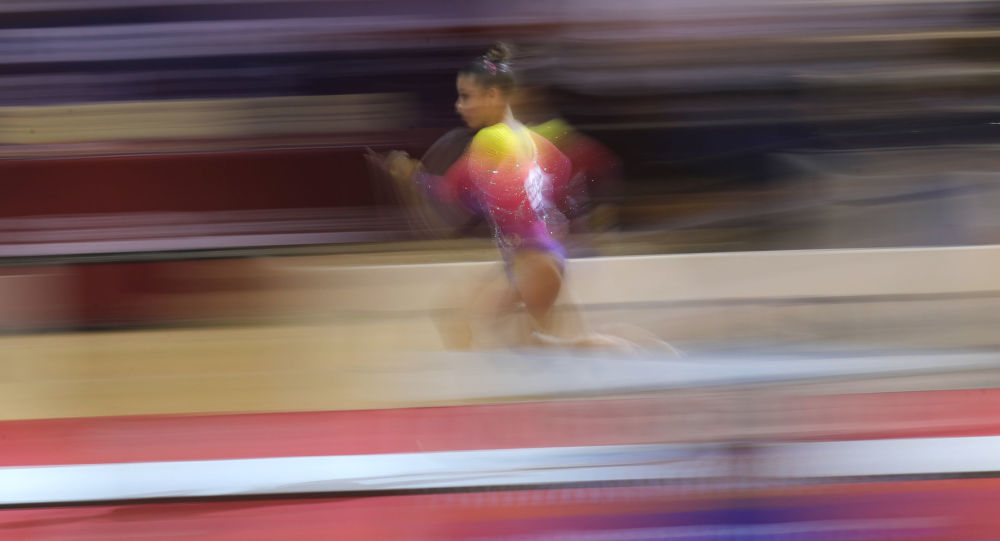 Grace & Poise: Female Athletes Stun World Artistic Gymnastics Championship