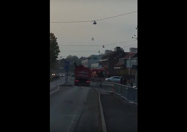 UFO in gothenburg