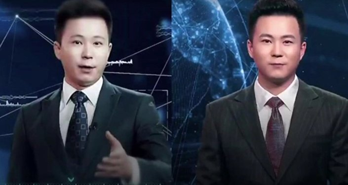 China's Xinhua News Agency unveils world's first AI news anchor