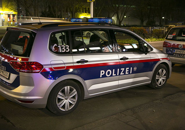Vienna, police vehicle
