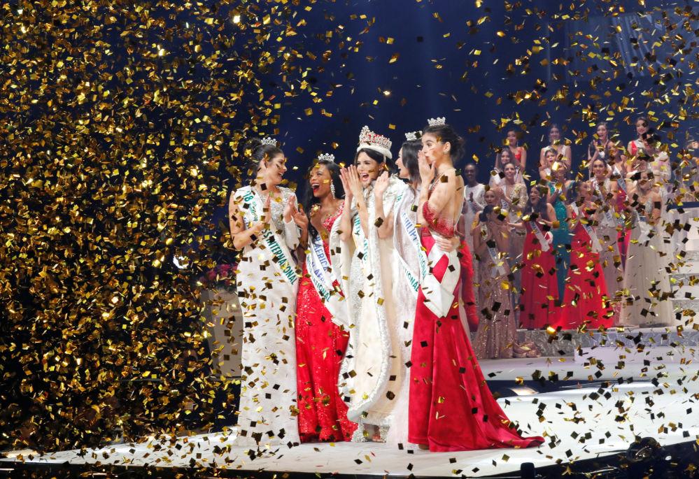 Smokin' Hot! Venezuela Wins Miss International Beauty Pageant 2018 in Japan