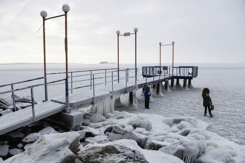Winter is Coming: First Autumn Frost Arrives in Siberia