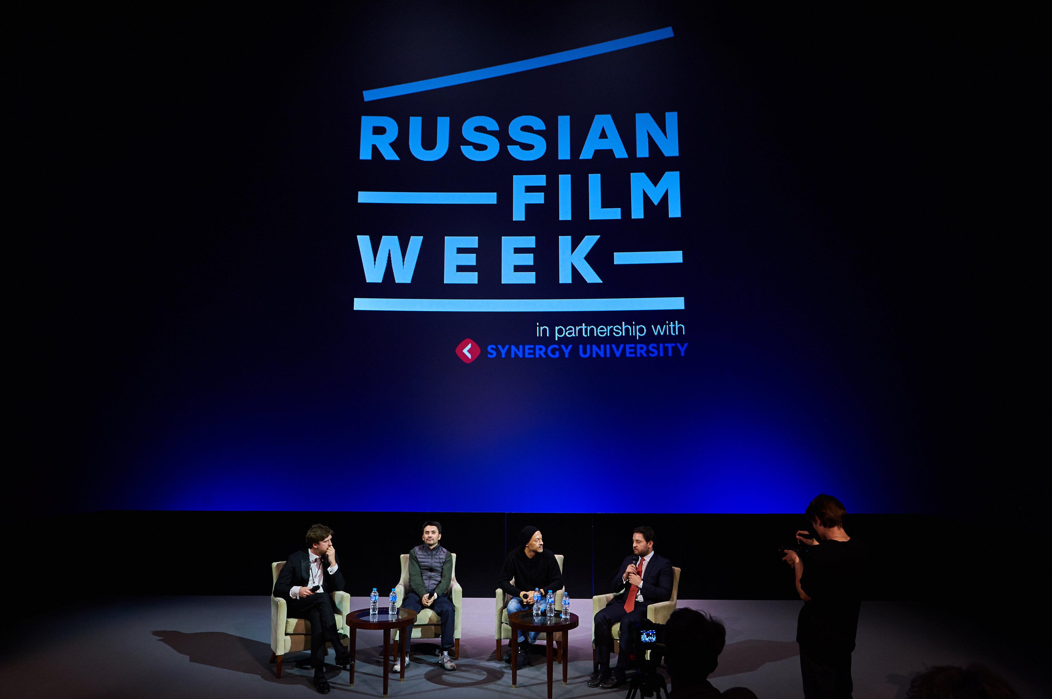 Russian Film Week © RFW 2017