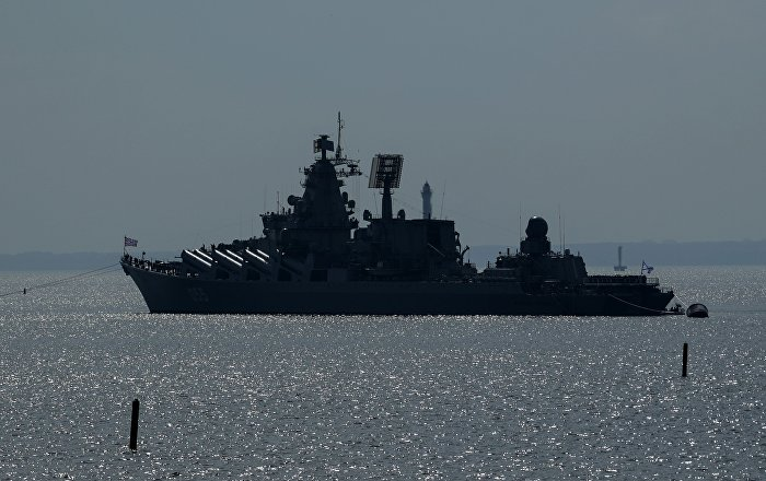 A Knife in NATO's Back or Common Sense? Russian Warships Return to Spain's Ceuta