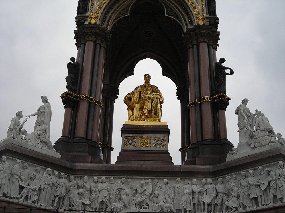 Prince Albert Memorial, Hyde Park