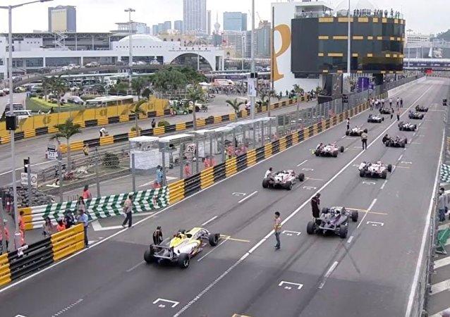 Macau Grand Prix Halted After Horrific Crash, 6 Injured