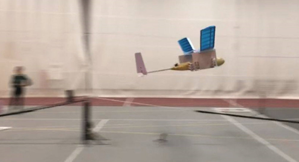 MIT 'ion-powered' aircraft makes first successful light