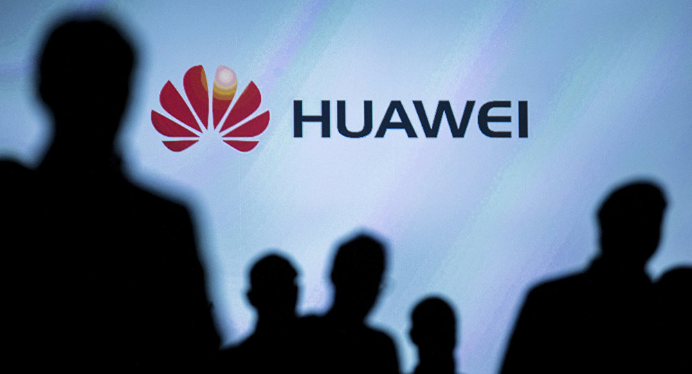 US urging allies to shun Huawei