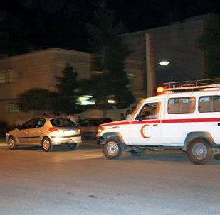Tehran ambulance