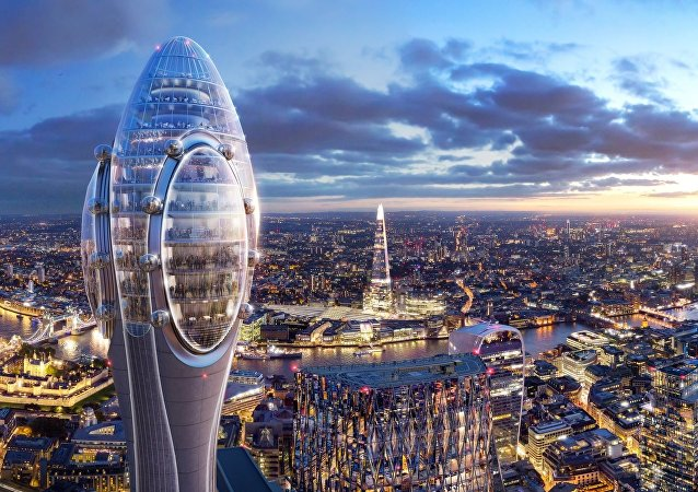 The Tulip Tower would be a visitor attraction only and would not contain any offices