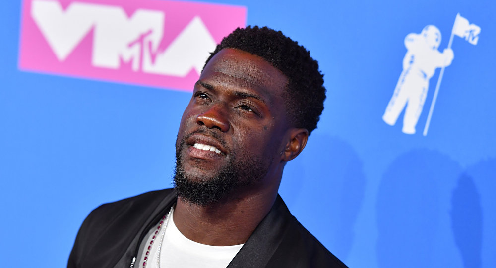 Will step down from hosting 2019 Oscars, says comedian Kevin Hart