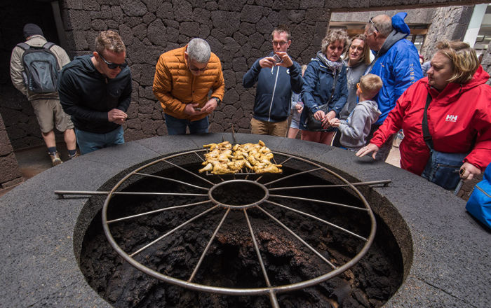 Volcanic Grill or Mountaintop Tea? A Tour of World's Most Exotic Restaurants