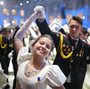 Save the Last Dance for Me: International Kremlin Cadet Ball
