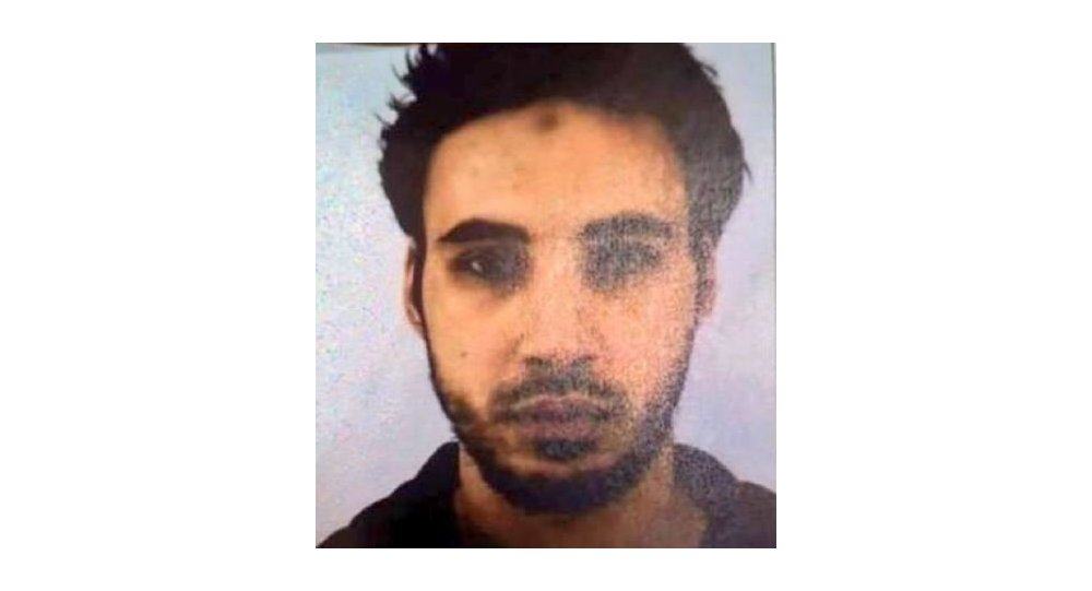 Cherif Chekatt (pictured) has been identified as the Strasbourg gunman